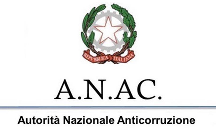 A.N.A.C. - Autorità Nazionale Anticorruzione