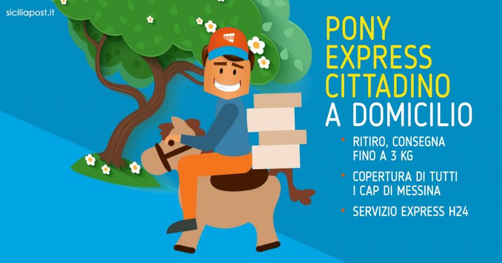 Pony Express Cittadino